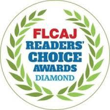 FLCAJ Readers' Choice Diamond Award